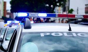 Goreo automobil policijskog čelnika iz Niša