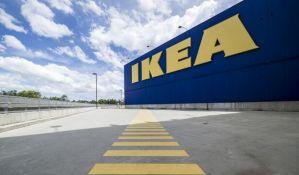 Ikea u Srbiji povlači seriju plafonjera