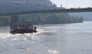 Lađari apelovali da se pojača nadzor na Dunavu i drugim rekama