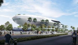 Počela izgradnja muzeja Džordža Lukasa u Los Anđelesu