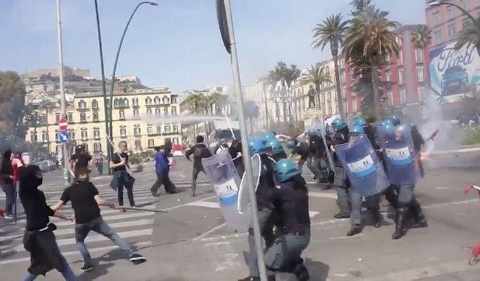 Sukobi u Napulju zbog Rencija