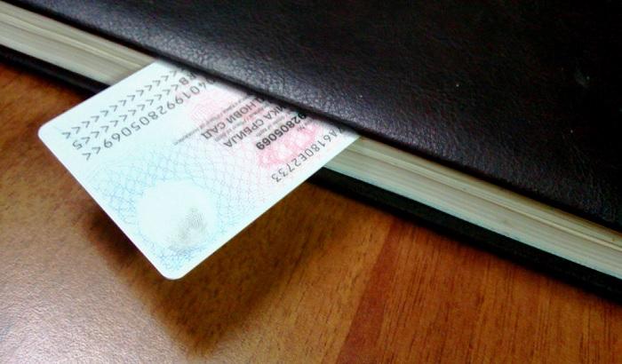 FOTO: Izdata lična karta na ime Ljubiša Preletačević Beli