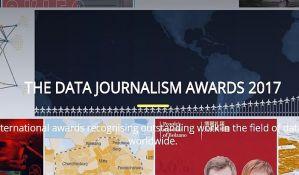 KRIK dobitnik svetske nagrade za bazu imovine političara