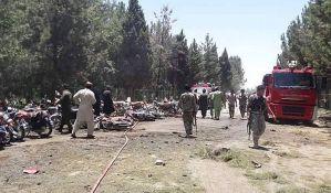 Eksplozija automobila-bombe, najmanje 20 mrtvih