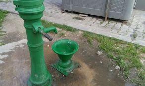 Obnavljaju se fontane i javne česme u Novom Sadu