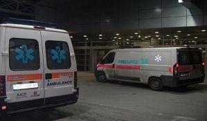 Trudnica i dvogodišnji dečak povređeni u udesu u Kovilju
