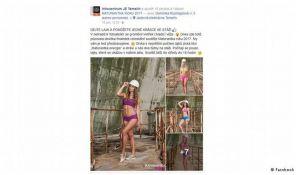 FOTO: Takmičenjem u bikiniju birali koje devojke će raditi praksu u elektrani