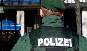 Nemačka policija uklonjena sa zadatka zbog