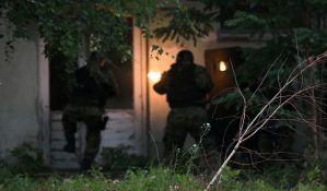 FOTO: Vanredna vežba u Vojsci Srbije, snage na visini zadatka