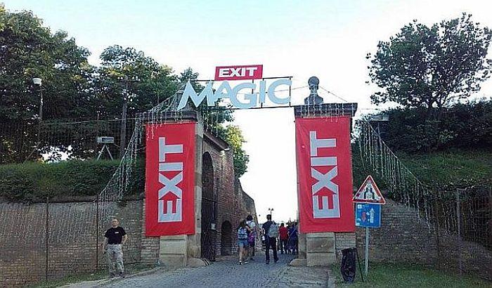 Drugi dan Exit-a: Džordž Klinton, Dejvid Geta, Edo Majka