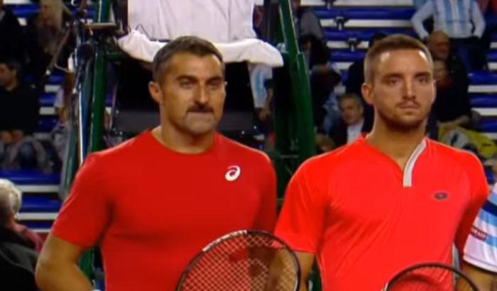 Zimonjić i Troicki odveli Srbiju u polufinale Dejvis kupa