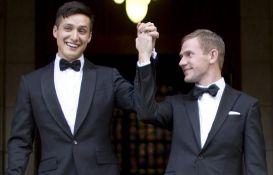 VIDEO: Prvo gej venčanje aktivnih vojnika Vest Pointa