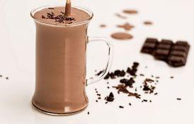 Posle treninga dobro je piti čokoladno mleko