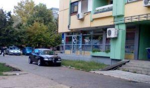 Opljačkana Erste banka na Novom naselju
