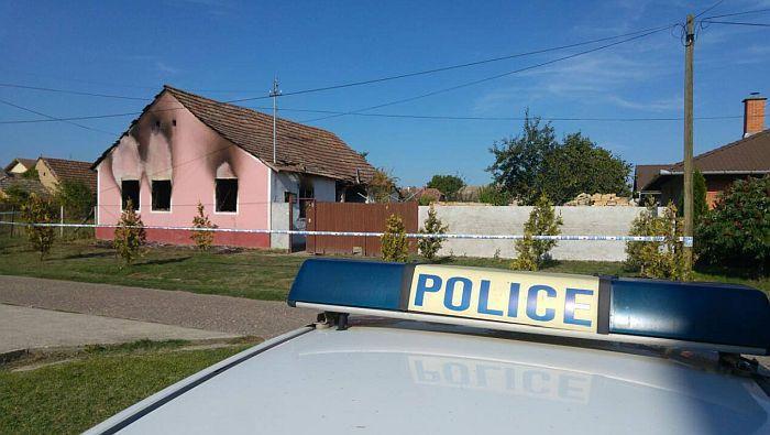 Vajska: Troje male dece poginulo u požaru u porodičnoj kući