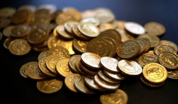 Veliki pad vrijednosti bitkoina