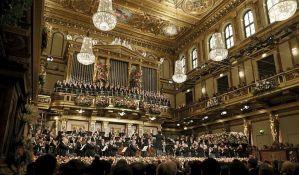 Održan Novogodišnji koncert Bečke filharmonije