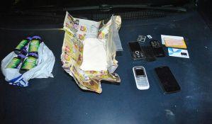 Diler uhapšen sa pola kile amfetamina