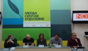Prostor za slobodu medija se stalno sužava