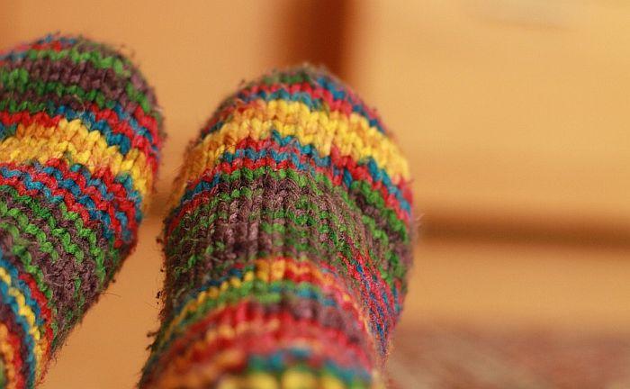 Prednosti spavanja u čarapama