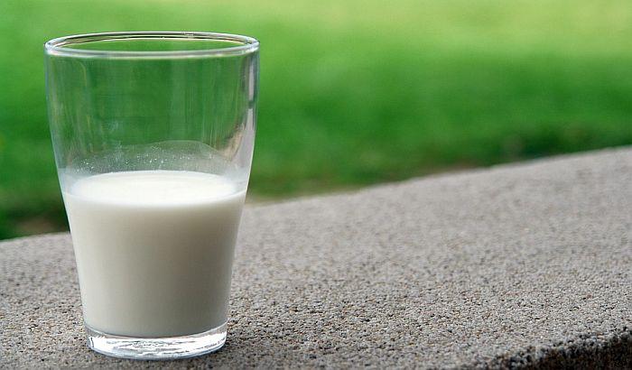 Uskoro na tržištu i gazirano mleko