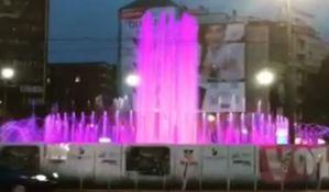Vesić: Fontana sa 445 reflektora simbol Beograda