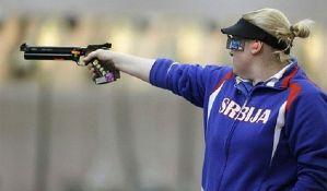 Zorana Arunović osvojila tri zlata i oborila svetski rekord