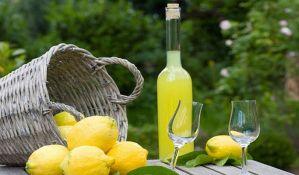 Limončelo - piće koje je zaludelo internet