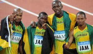 Boltu oduzeta olimpijska medalja u štafeti