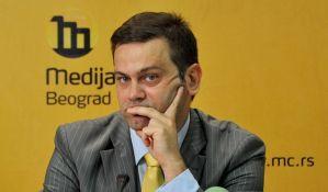 Borko Stefanović otpušten iz Ministarstva spoljnih poslova