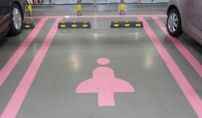 Sve više parkinga za žene u Kini