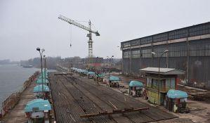 Apatin: Brodogradilište spremno da gradi ledolomce, ako Srbija to želi