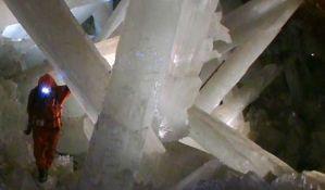 Neobični mikrobi otkriveni u pećinama u Meksiku