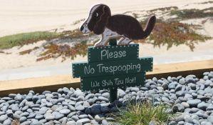 Krivični postupak ako se ne počisti za psom