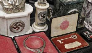 FOTO: Pronađena skrivena soba sa nacističkim predmetima u Argentini
