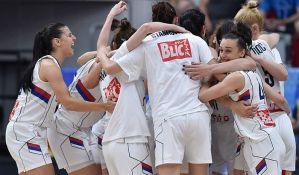 EP: Košarkašice Srbije prošle dalje, za četvrtfinale protiv Letonije