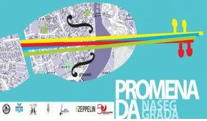 Promenada našeg grada na Svetski dan muzike