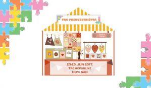 Trg preduzetništva od 23. do 25. juna na Trgu republike