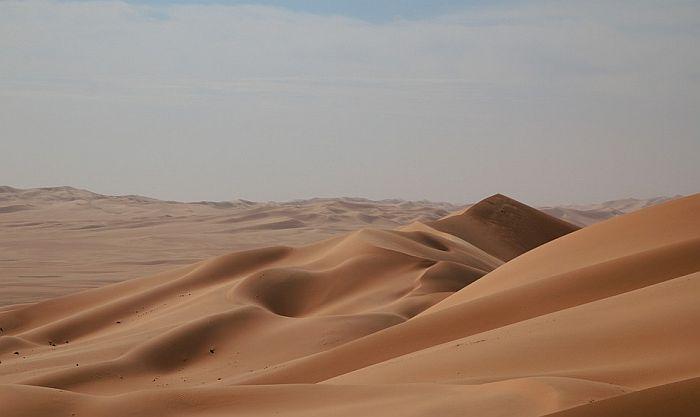 Sahara se nekontrolisano širi