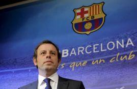 Uhapšen bivši predsednik FK Barselona