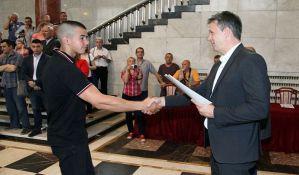 Stipendije za vojvođanske sportiste i sportske stručnjake