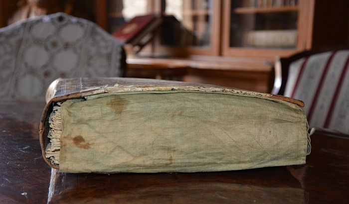FOTO: Novosađanima posle 100 godina dostupan najstariji herbarijum u regionu