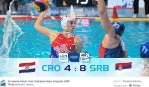 EP: Vaterpolistkinje bolje od Hrvatske