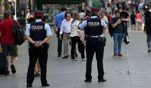 Vozač kombija u Španiji jedan od petoro terorista