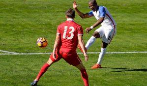 Remi fudbalera Srbije i SAD