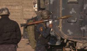 Zaustavljena borba za Mosul zbog velikog broja poginulih civila