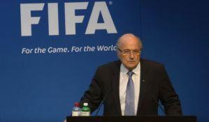 FIFA uklonila ploču sa imenom Sepa Blatera