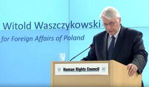 Šef poljske diplomatije: Rat u bivšoj SFRJ za Evropu marginalan