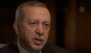Erdogan odbio da slika sa BiH novinarima zbog cigarete