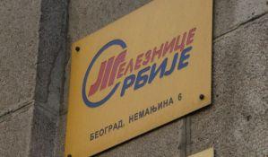Prekinut železnički saobraćaj na pruzi Niš - Dimitrovgrad zbog iskliznuća lokomotive